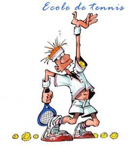 Groupes école de tennis 2020 / 2021