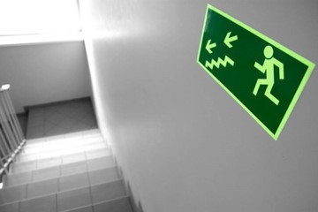 Photoluminescent and emergency escape signs
