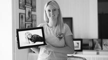 Hør Kristinna fortælle om sin oplevelse i studiet