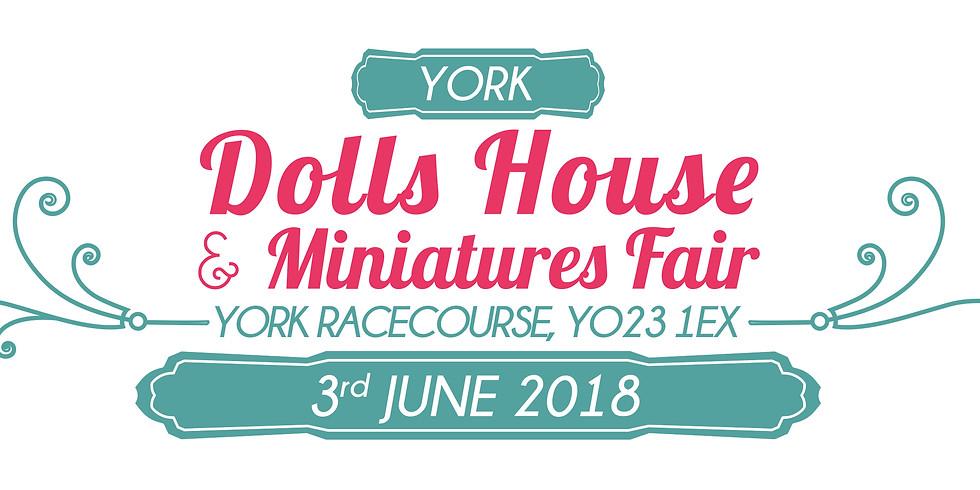Yorks, Dolls House & Miniatures Fair