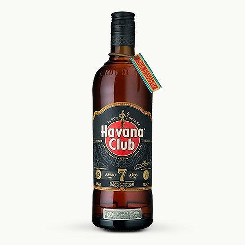 Havana Club 7 years 1L