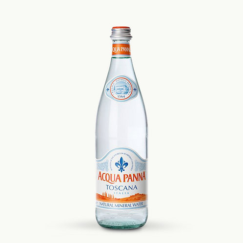 Acqua Panna - Glass Bottle 75cl