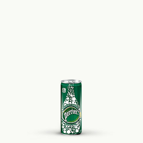 Perrier cans 25cl