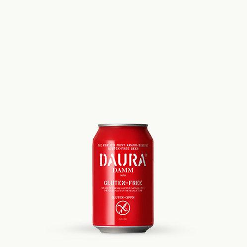 Daura Damm Can Gluten Free 33cl