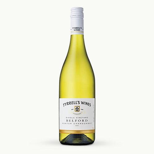 Tyrrell's Belford Single Vineyard Chardonnay 2016