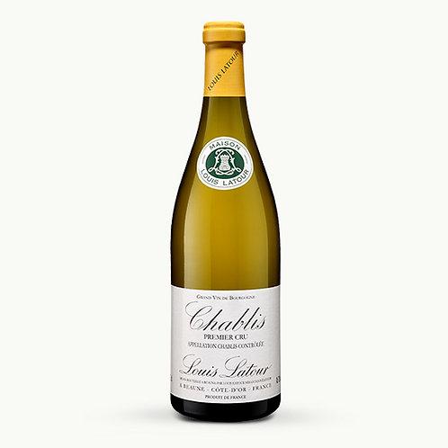Louis Latour Chablis 1o Cru 2018