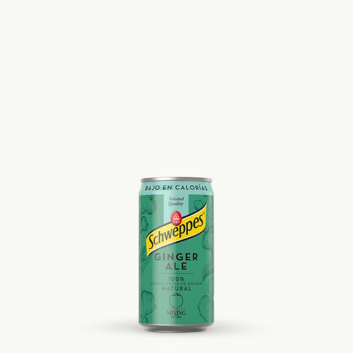 Schweppes Ginger Ale Cans 33cl