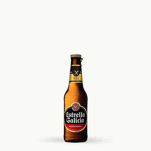 Estrella Galicia Bottle Gluten Free 33cl
