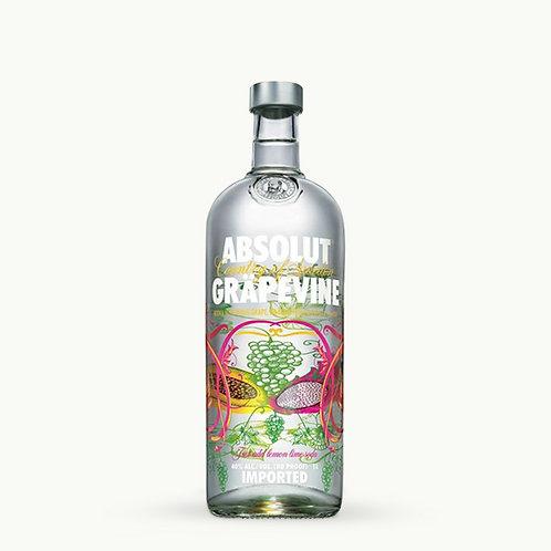 Absolut Grapevine 1L