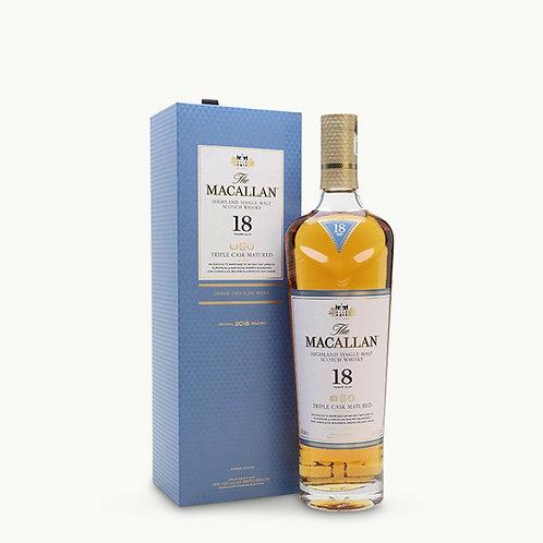 Macallan 18 year old Triple Cask Fine Oak 70cl
