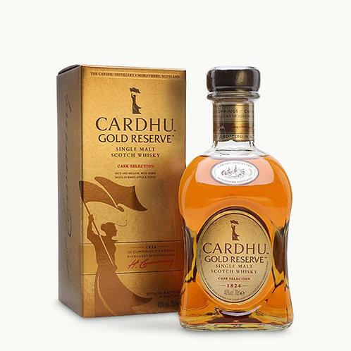 Cardhu Gold Reserve cask 70cl