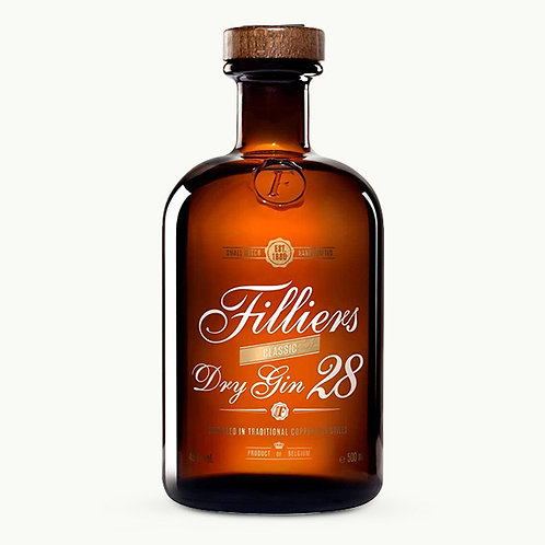 Filliers Dry Gin 28 1L