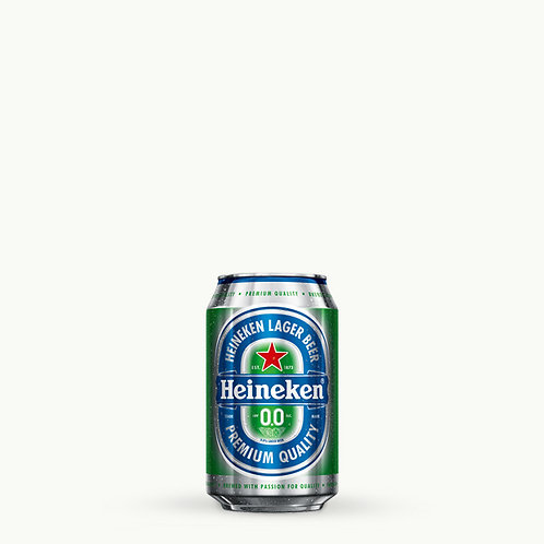 Heineken Can Zero 33cl