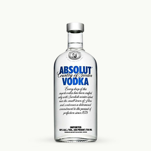 Absolut Azul 70cl