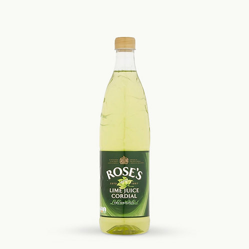Rose ́s Lime Cordial 70cl