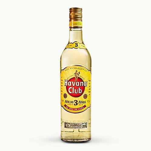 Havana Club 3 years 1L
