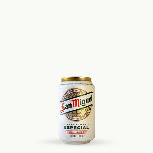 San Miguel Can 33cl