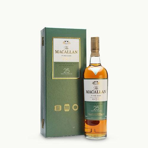 Macallan 25 year old Triple Cask Fine Oak 70cl