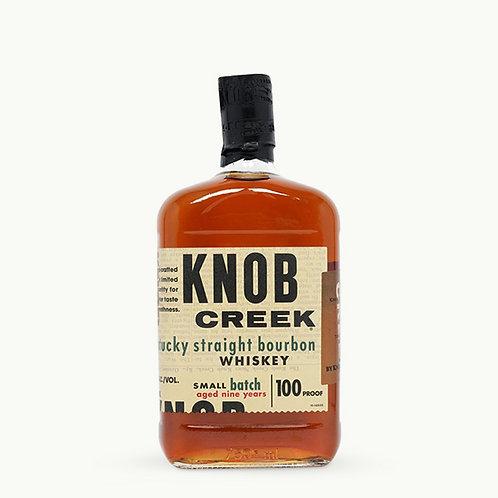 Knob Creek Rye 9 year old 70cl