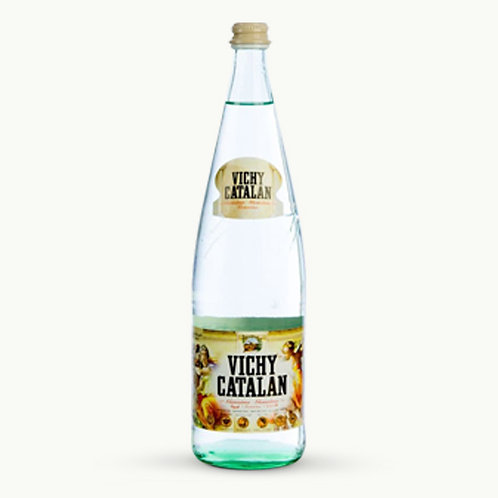 Vichy Catalan - Glass Bottles 1L