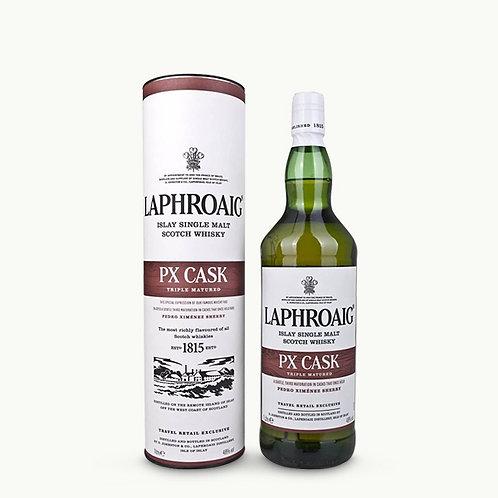 Laphroaig PX Cask, Triple Matured 1L