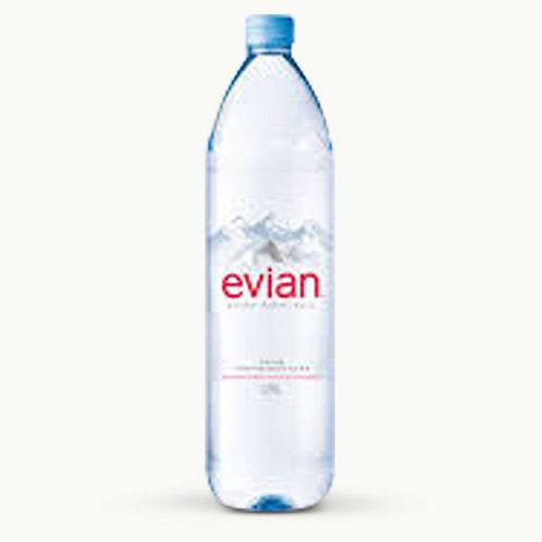 Evian Plastic 1.25L