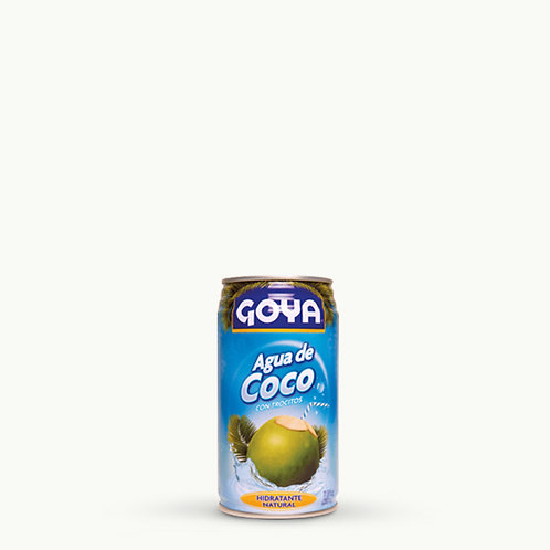 Goya Coconut Water Cans 33cl