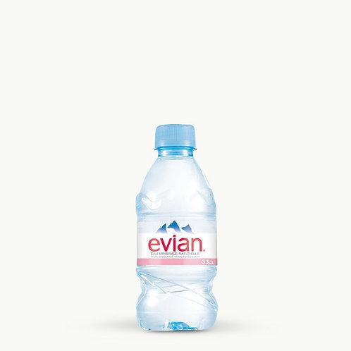 Evian Plastic 33cl