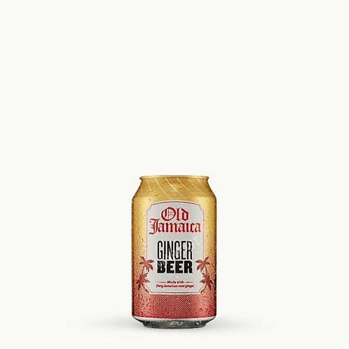Ginger Beer Old Jamaica Cans 33cl