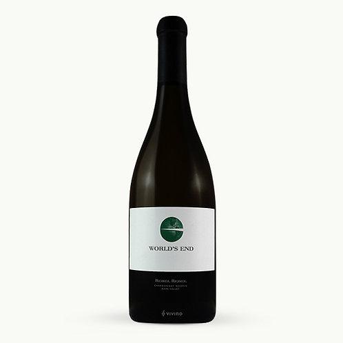 World's End Rebel Rebel Chardonnay Reserve 2015