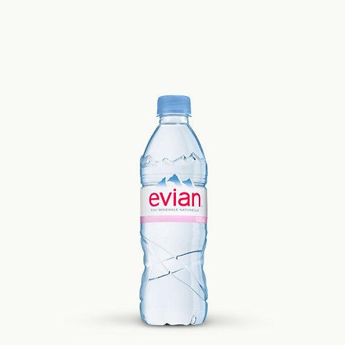 Evian Plastic 50cl