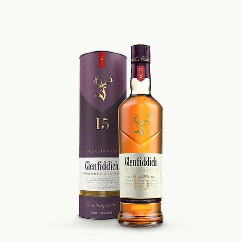 Glenfiddich 15 year old 70cl