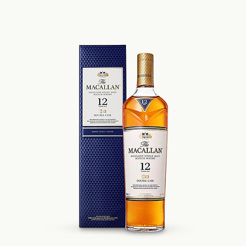 Macallan 12 year old Double Cask 70cl