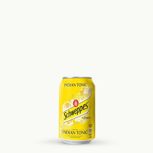 Schweppes Tonic Cans 33cl