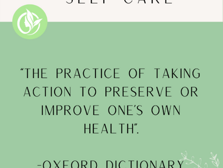 The Truth About Self-Care