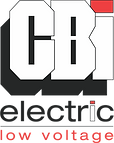 CBI Electric low votage logo