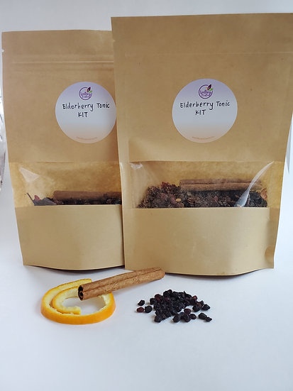 Elderberry Tonic Kit (DIY)