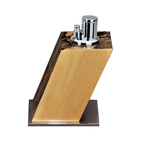 Elie Blue Ebene Royal table lighter