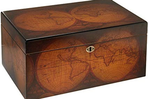 HUMIDOR OLD WORLD 100 CT