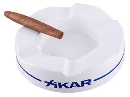 XIKAR WAVE ASHTRAY WHITE