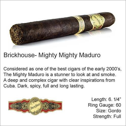 Brickhouse Maduro MIGHTY MIGHTY