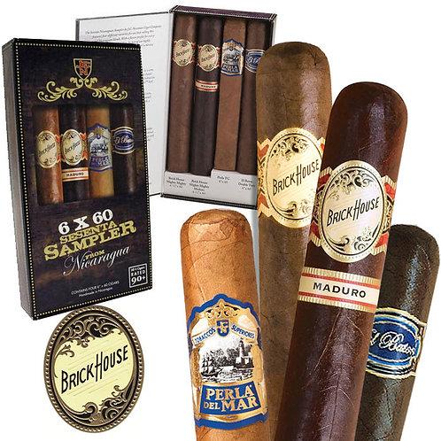J.C. Newman Sampler 4 Sixty Cigars