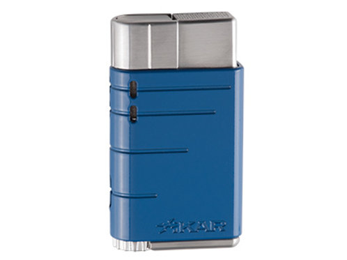 XIKAR LINEA LIGHTER BLUE