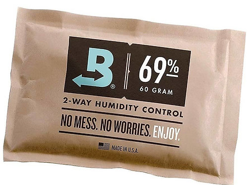 BOVEDA 69 % 60 gram 2-WAY HUMIDITY CONTROL