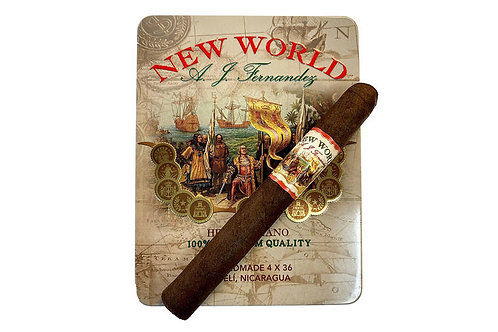 New World Oscuro TIN 6S