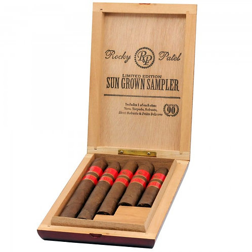 Rocky Patel Sun Grown Sampler LE