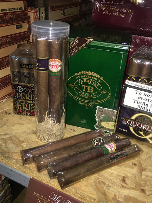 Toro Cigars Selection 4 cigars