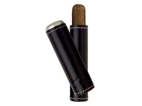 XIKAR Envoy Cigar Case BLACK 1CT