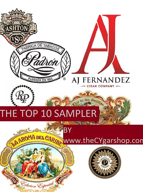THE TOP 10 Sampler