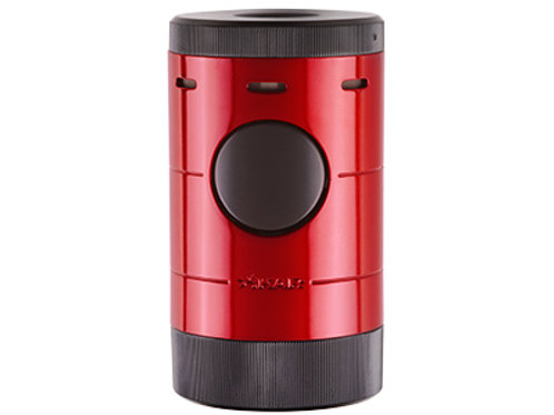 XIKAR Volta Table Lighter RED